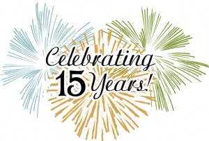 15 year celebration image