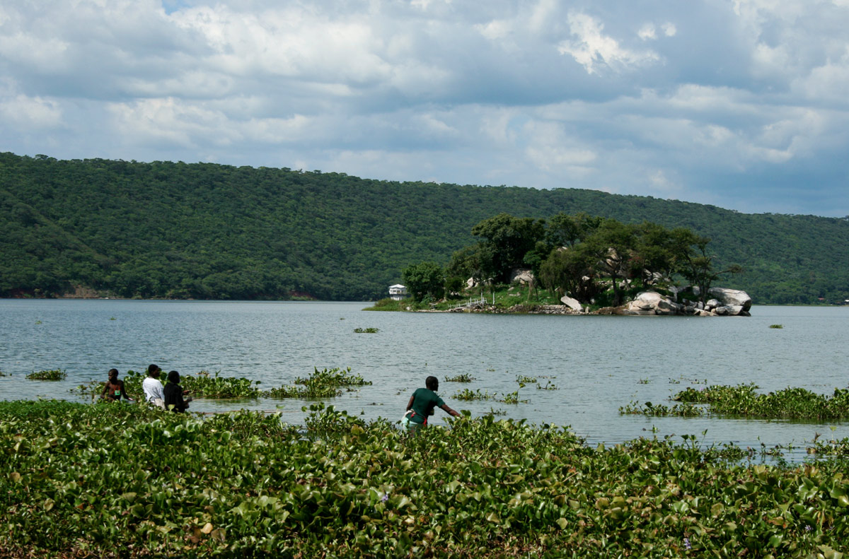 Marydale Point, Lake Chivero