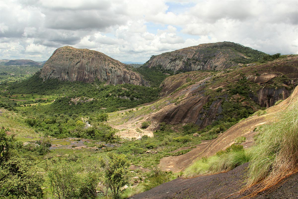 A view from Ngomakurira