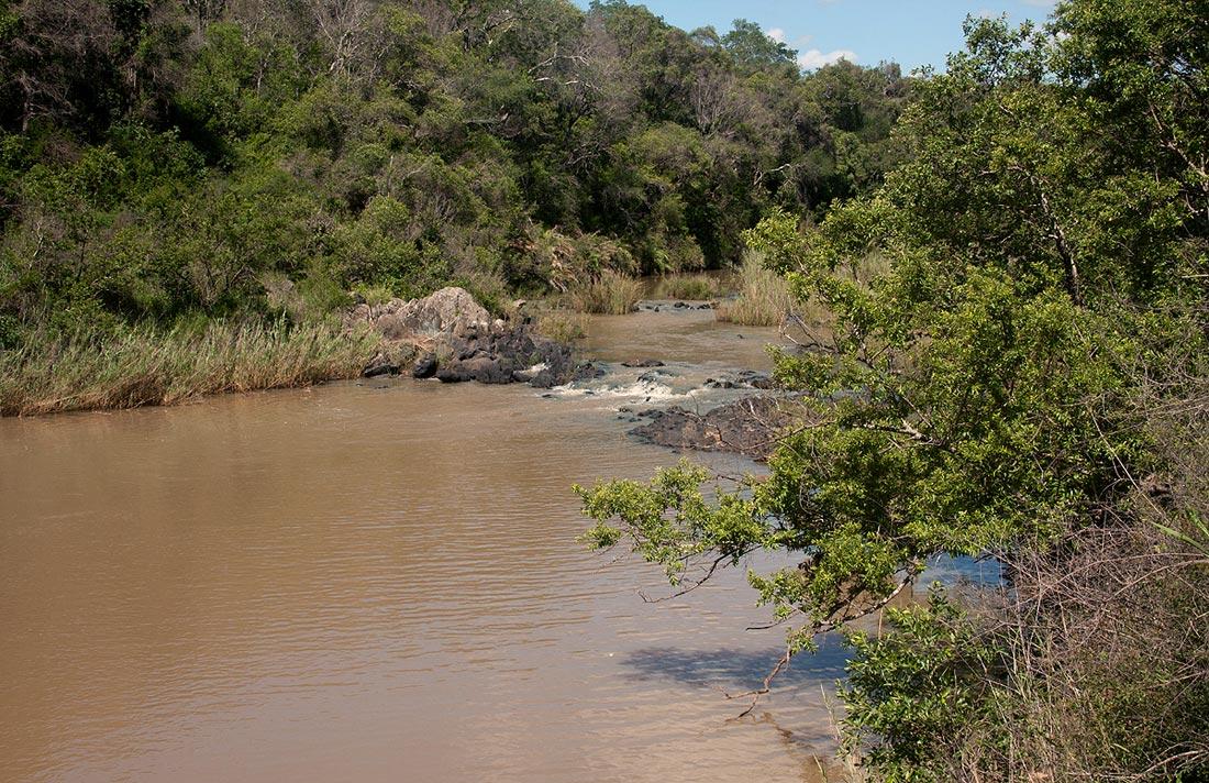 Pokoteke river
