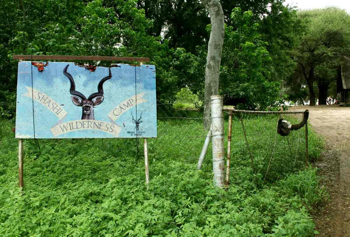 Shashe Wilderness Camp of Wlidlife & Environment Zimbabwe
